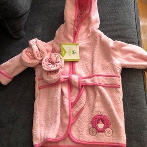 Disney Baby Bath Robe